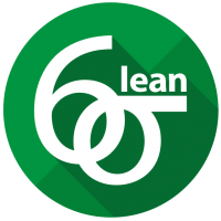 lean six sigma green belt training logo